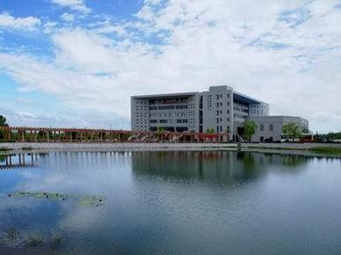 潍坊工商职业学院 高清图片
