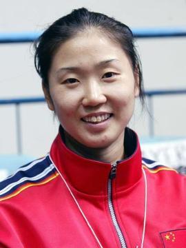 张娜 排球运动员 高清图片