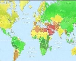 世界追女地图