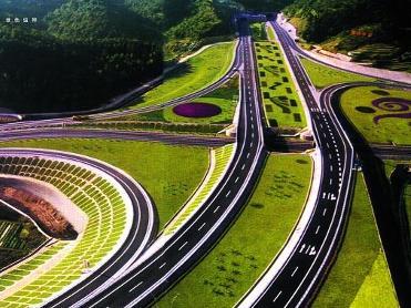 沈海高速公路 高清图片