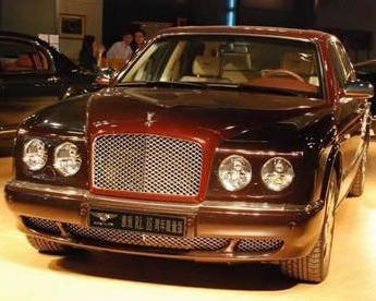 雅致728,是由宾利旗下的汽车制造公司宾利mulliner,经过与客高清图片