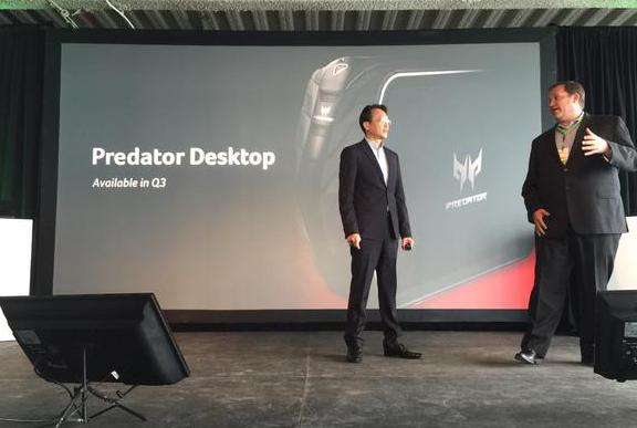 宏�发布2015年全线新品 游戏系列平板首秀