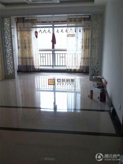 雁滩居然之家对面中广宜景湾尚城两居室精装修黄金楼层