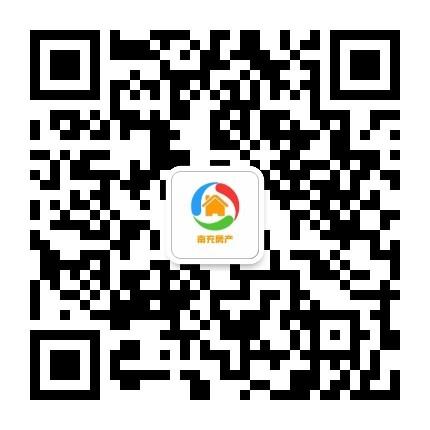 蓝光・香江花园二维码