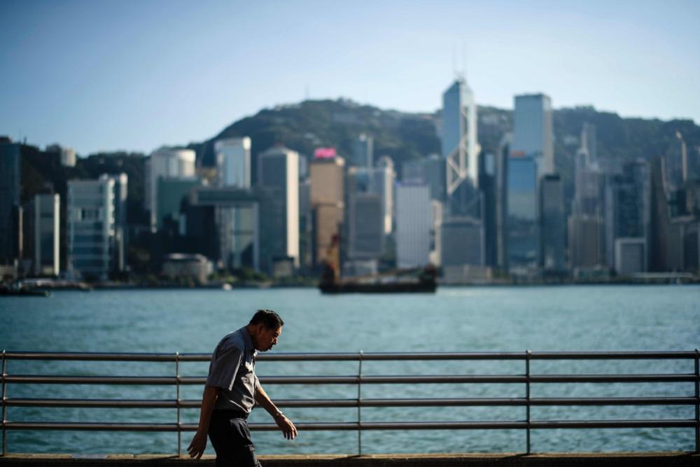 香港豪宅房价经常打破亚洲纪录