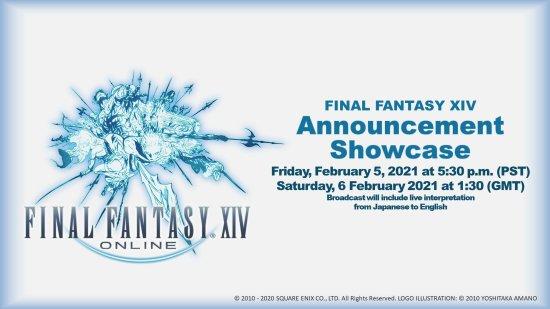 《最终幻想 14》预计在明年 2 月 6 日举办发布会