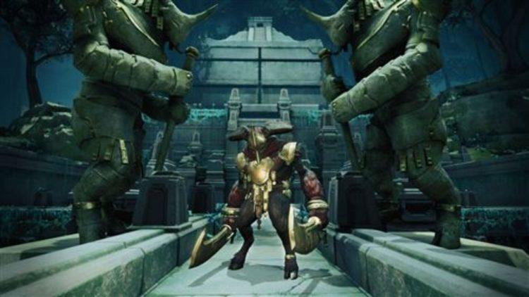 另类黑暗题材 RPG《克罗诺斯:灰烬之前》发布解说预告