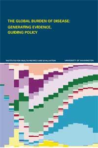 第二份报告:《全球疾病负担研究2010》