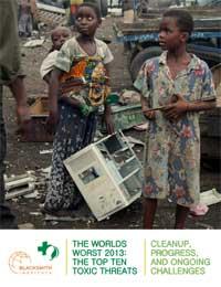 第三份报告:《2013世界毒素报告》