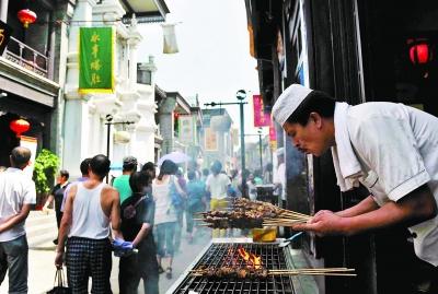 和室外烧烤一样,室内的烹饪油烟也是一个重要污染源。