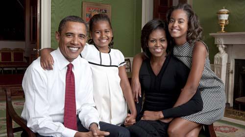 在父亲节,奥巴马做专门演讲,并以自身经历做例子(点击图片观看视频)