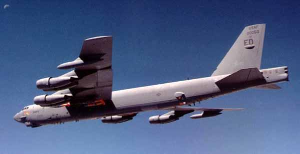 """""""爷爷级""""轰炸机B-52"""
