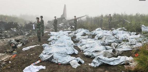 造成44人死亡的伊春空难