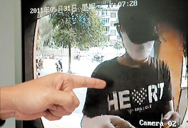 """在跟ATM机有关的犯罪中,""""人皮面具""""的作用不会比口罩大多少"""