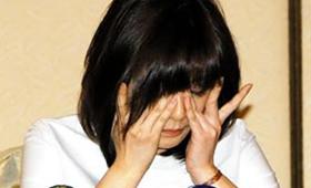 贾静雯曾声泪俱下地哭诉惨遭前夫家暴