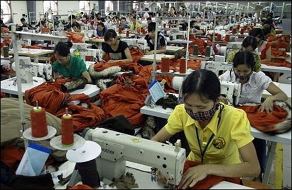 很多企业先迁去了东南亚