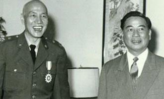 台湾在越战中援助南越秘史