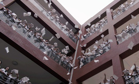 《青春派》在北京十四中全程取景拍摄