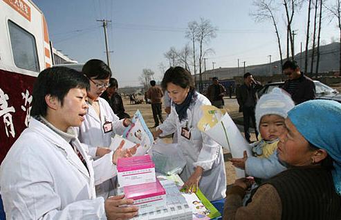 在上个世纪80年代,兰德公司也参加过中国的农村医疗保险试点项目,研究结果为后来的农村医保政策所吸纳
