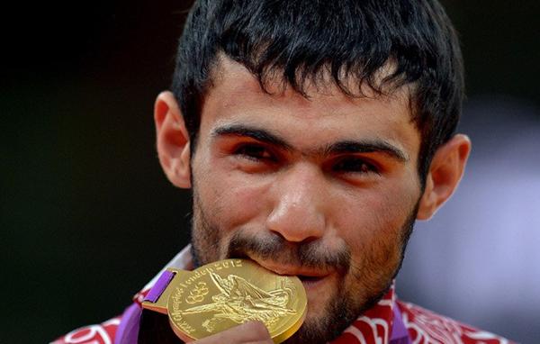 伦敦奥运会,俄罗斯运动员阿森・加斯蒂安获得10万欧元奖励