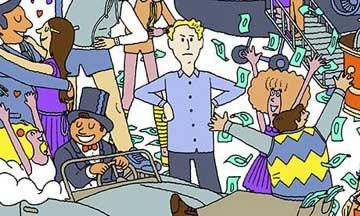 单身者的生活成本可能更加高