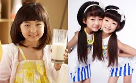 """张子枫、麒麟baby是许多家长的""""愿景"""""""