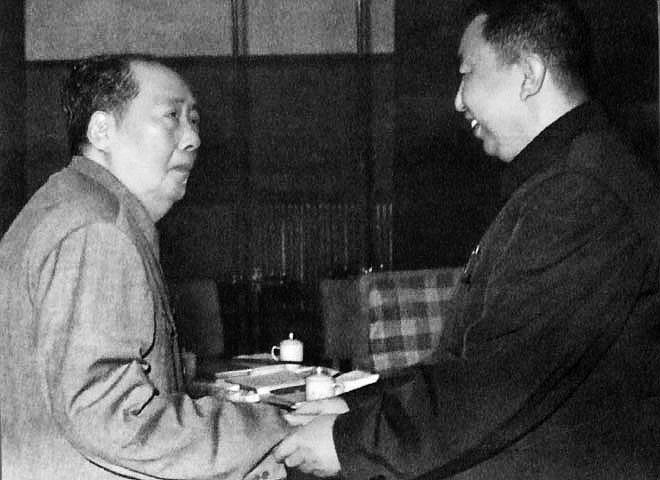 毛泽东与华国锋