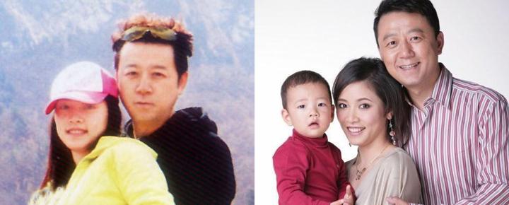 郭涛34岁与妻子李燃相恋,那年,李燃只有19岁,相恋三年后,两人步入结婚殿堂。