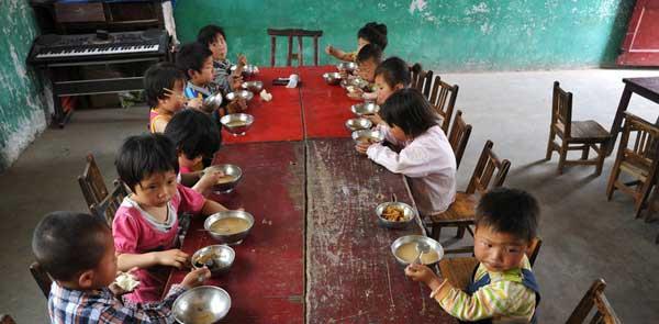 贫穷、弱势群体的早教问题其实最需要投入