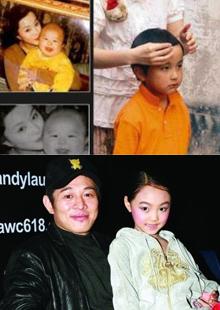 李连杰女儿和范冰冰弟弟是同学
