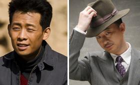 张译、黄海波也是采访中被点名较多的演员