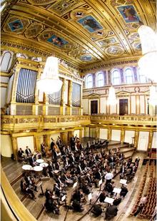 金色大厅内部结构更适合古典音乐
