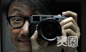 郑中基曾在微博秀过这台徕卡M9钛金限量版
