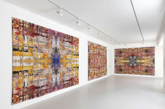 画家格哈德・里希特的画很受追捧