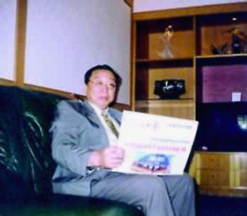 多年来一直致力于中威船案的船东陈春