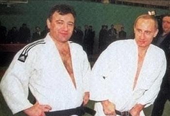 索契冬奥会的主要建筑商罗滕贝格兄弟因跆拳道与普金相识