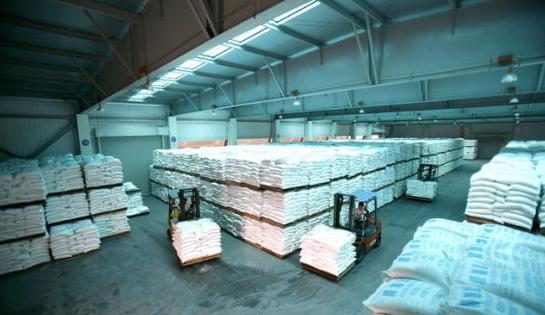 随着井矿盐和盐湖迅速发展,中国的食用盐早已供过于求
