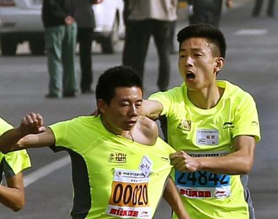 西安路跑发生打人事件,赛事组织也很有问题