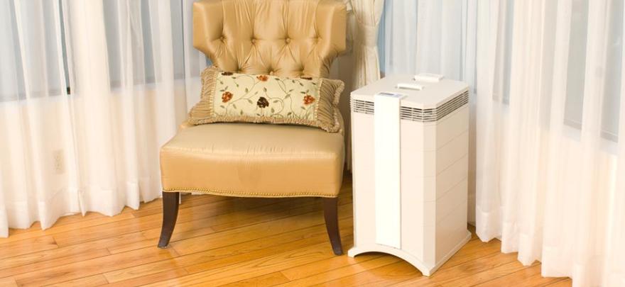 HealthPro 100 空气净化器