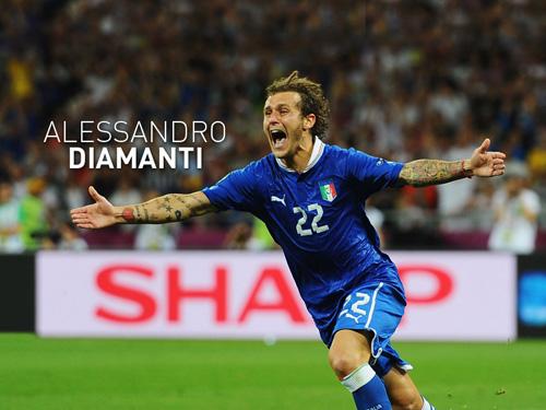 去年的联合会杯是迪亚曼蒂国家队生涯的高光时刻