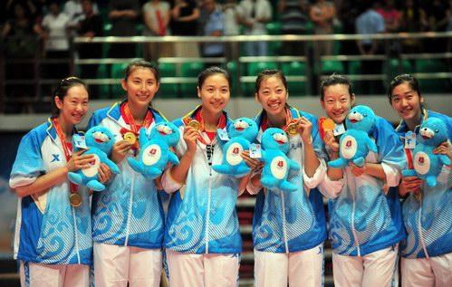 传统强队天津女排拥有朱婷将如虎添翼