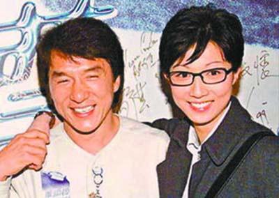 1999年,成龙和吴绮莉的婚外情被媒体曝光