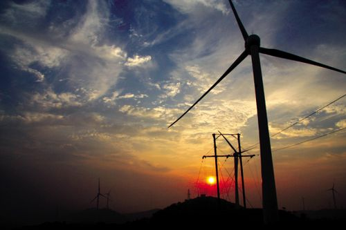 中国的能源问题一直被视作命脉