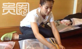 刘涛的贤惠让她在节目播出后人气猛增