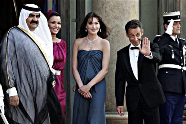 《法国足球》认为萨科奇是卡塔尔贿选中间人