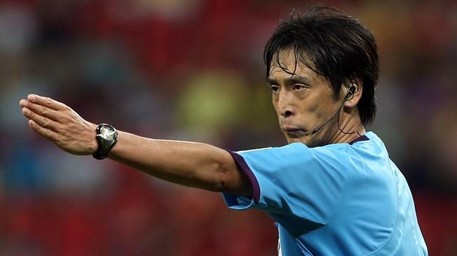日本裁判西村雄一将执法本届世界杯巴西对克罗地亚揭幕战