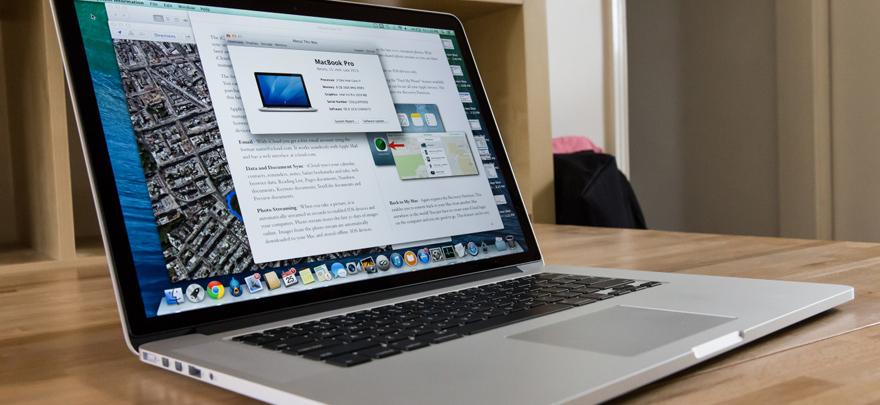 比赛画质至上:苹果MacBook Pro Retina 15