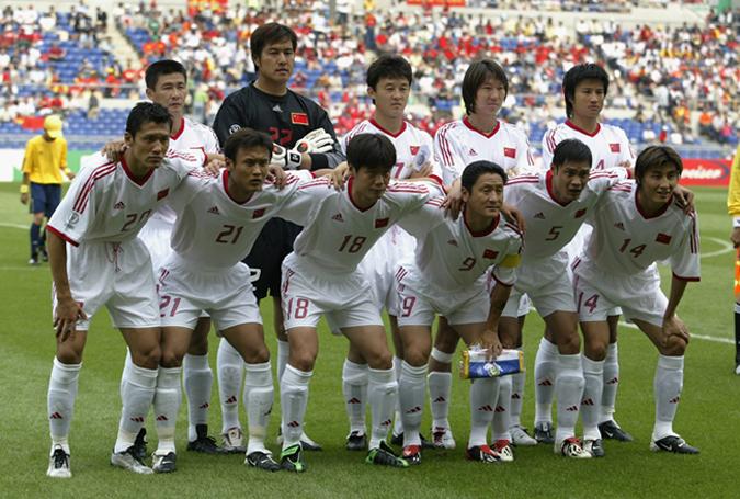 上次中国国家队入围决赛圈还是12年前