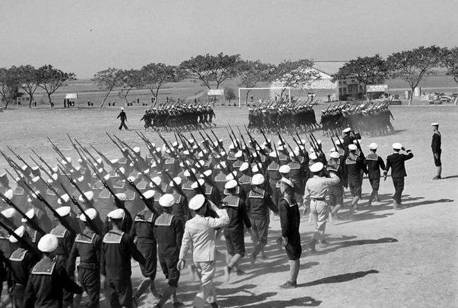 1950年1月,台湾