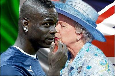 网友ps英国女王亲吻巴洛特利